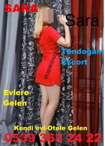 Tandoğan escort bayan Sara