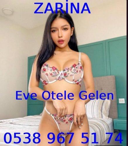 Ankara Escort Bayan Zarina