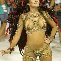 Brezilya Ateşi Sambacı Escort Gabrielle