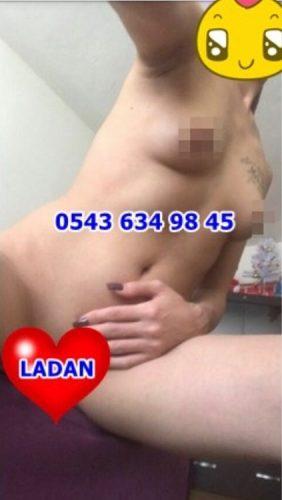 İranlı escort güzeli Ladan